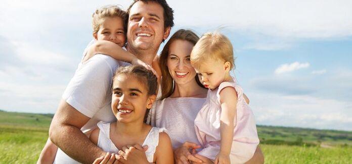 familia e o matrimônio