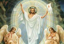 Páscoa: Jesus Cristo Ressuscitou! Aleluia!