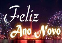 Ano Novo abençoado por Deus