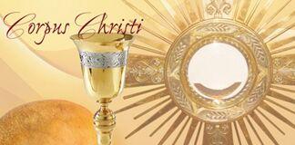 corpus christis, presença real de Jesus na Eucaristia
