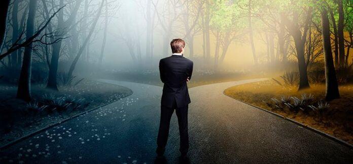 O caminho a seguir: bênção ou maldição