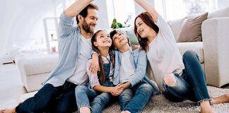 Como construir uma família baseada no valor e no diálogo?
