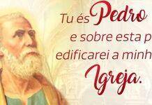 a história de São Pedro