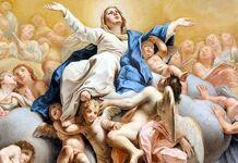Assunção de Maria ao céu