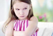 Criança com raiva e a educação dos filhos