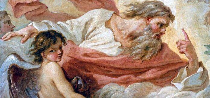 Deus nao castiga Deus é infinito amor
