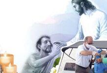Campanha Missionária 2021. Jesus Cristo é missão
