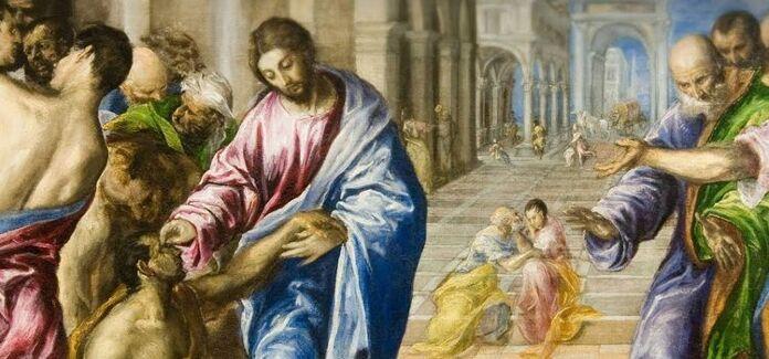 Jesus realiza milagres e cura o surdomudo